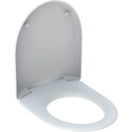 Geberit Renova wc-zitting bevestiging van onderen, antibacterieel
