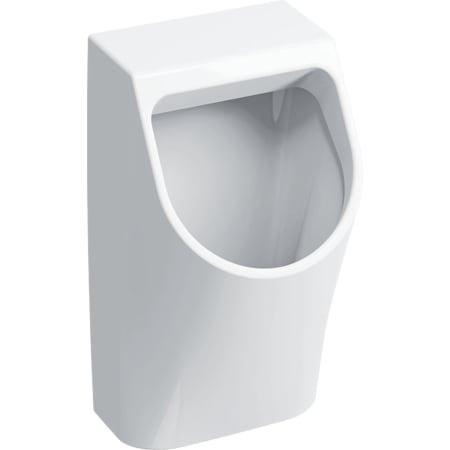Geberit Renova Plan urinal indløb bagfra, udløb bagved