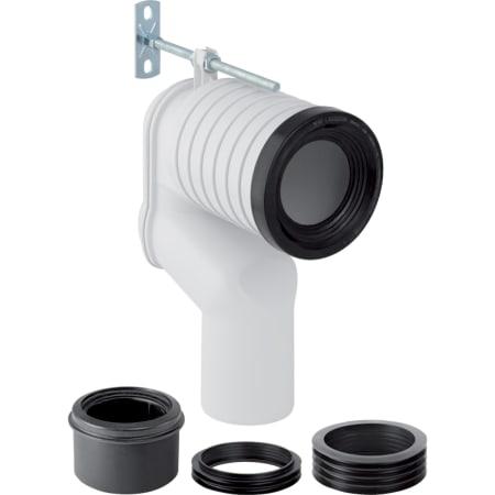 Geberit-P-liitoskäyräsarja lattia-WC:hen