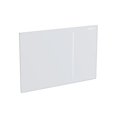 Geberit flush plate Sigma70, for dual flush, for Sigma concealed cistern 8 cm