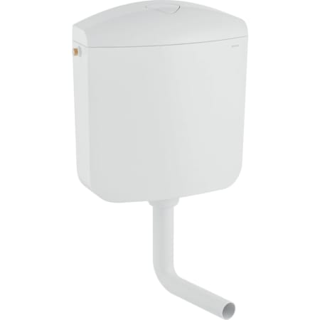 Geberit nazidni vodokotlić AP117, dvokoličinsko ispiranje, priključak vode bočno ili straga u sredini