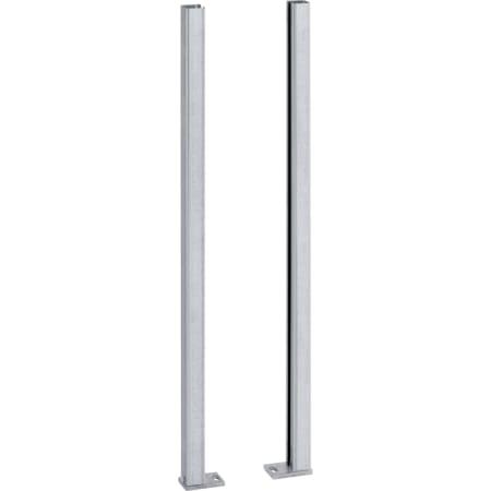 Geberit Duofix set voetverlengingen voor vloeropbouw 20–40 cm