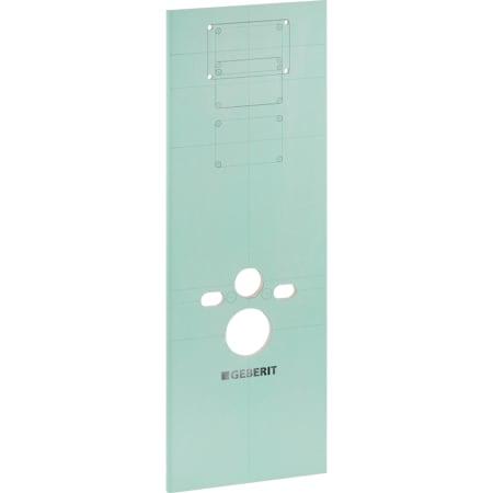 Geberit Duofix gipskartonplaat voor wand-wc