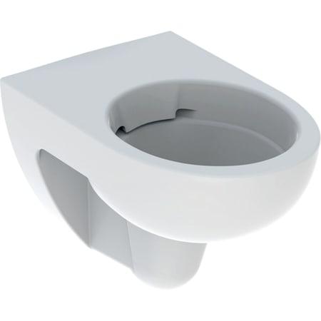 Geberit Renova hang-wc diepspoeler, Rimfree, zonder wc-zittinggaten