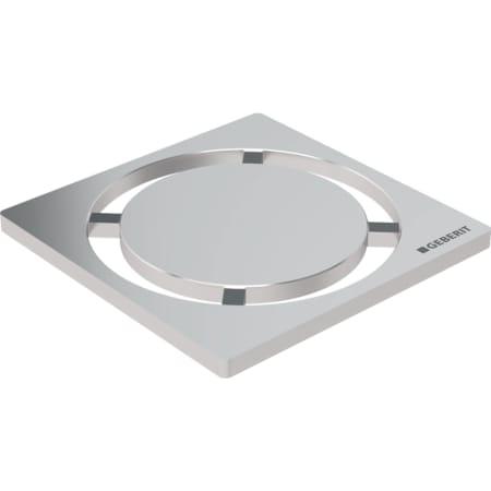 """Geberit designrist """"Circle"""", 8 x 8 cm"""