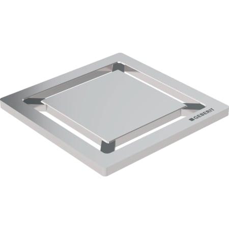 """Geberit designrist """"Square"""", 8 x 8 cm"""
