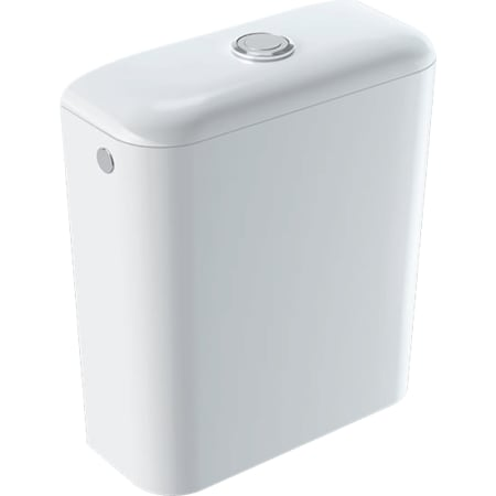 Geberit iCon predzidni vodokotlić za monoblok, dvokoličinsko ispiranje, priključak za vodu bočni ili dole
