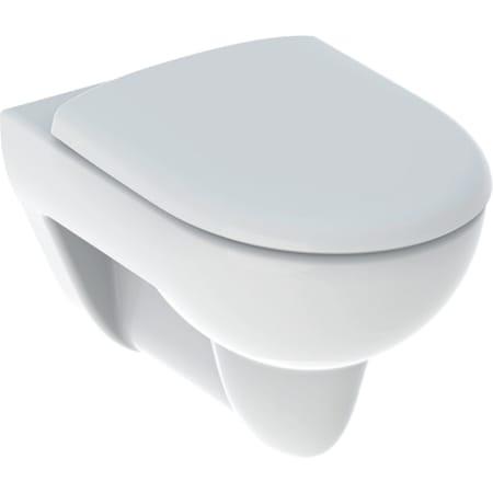 Geberit Renova set hang-wc diepspoeler met wc-zitting