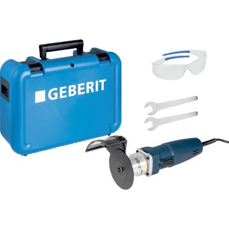 Ebavureur électrique Geberit Mapress RE 1, dans mallette