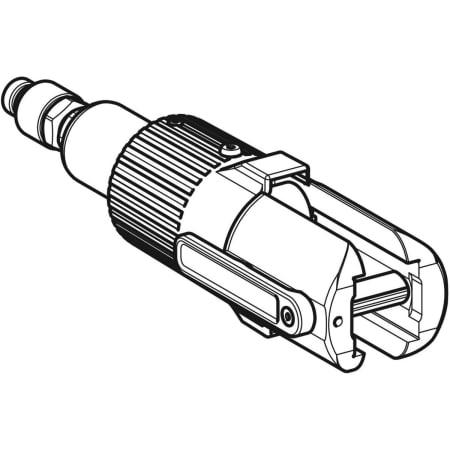 Cylinder hydrauliczny Geberit [2]