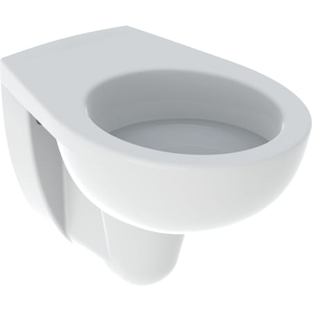WC suspendu à fond creux Geberit Bastia, sans trous pour abattant WC