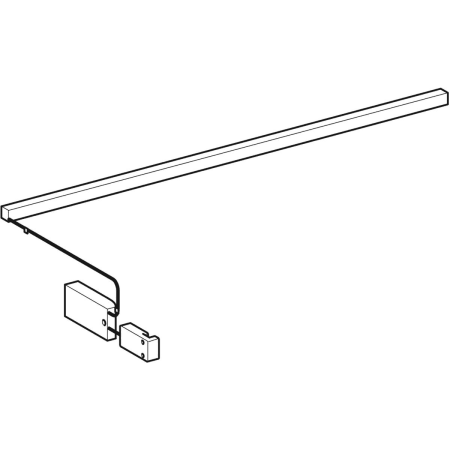 Geberit light strip for drawer
