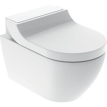 Geberit AquaClean Tuma Comfort WC complete solution, wall-hung WC