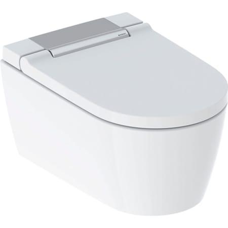 Geberit AquaClean Sela WC complete solution, wall-hung WC