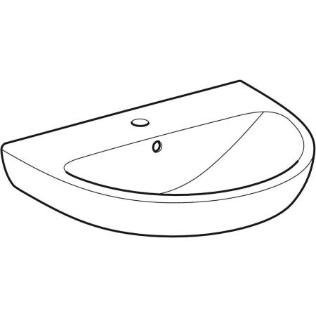 Geberit Selnova washbasin