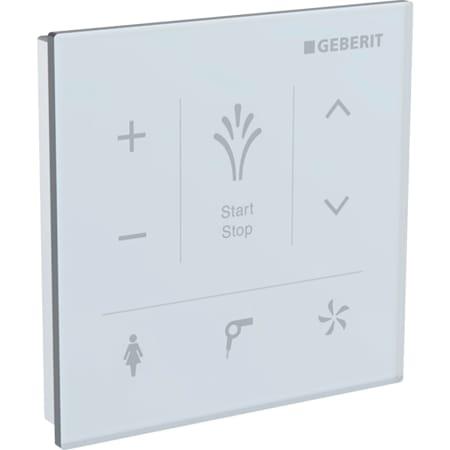 Panel de control de pared para Geberit AquaClean