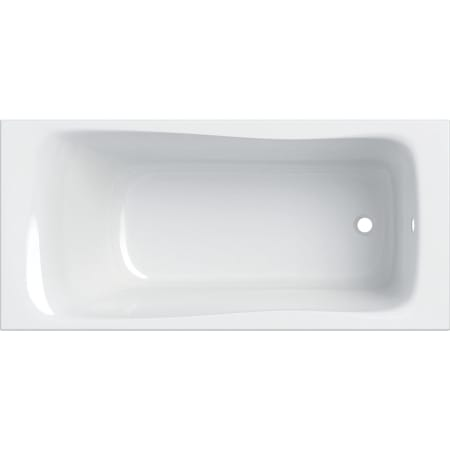 Geberit Renova rechthoekig bad