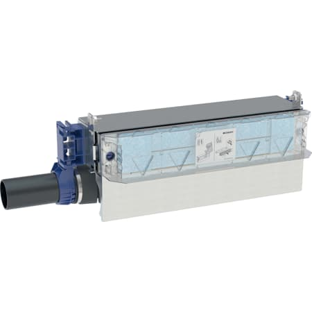 Geberit GIS Element für Dusche, mit Wandablauf, für Estrichhöhe am Einlauf 65–90 mm