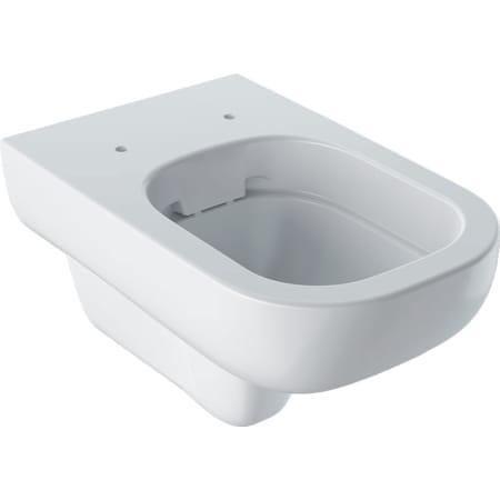 Geberit Smyle konzolna WC školjka, Rimfree