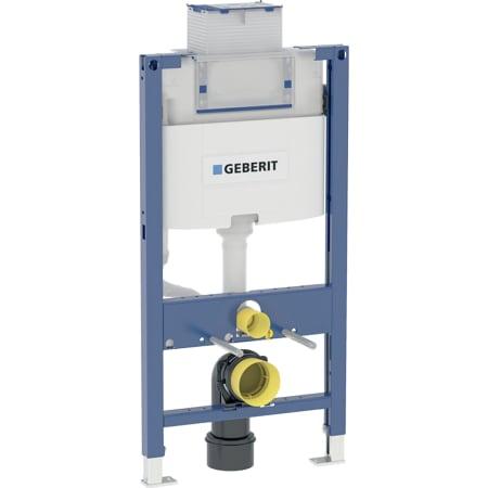 Bastidor Geberit Duofix para inodoro suspendido, 98 cm, con cisterna empotrada Omega 12 cm