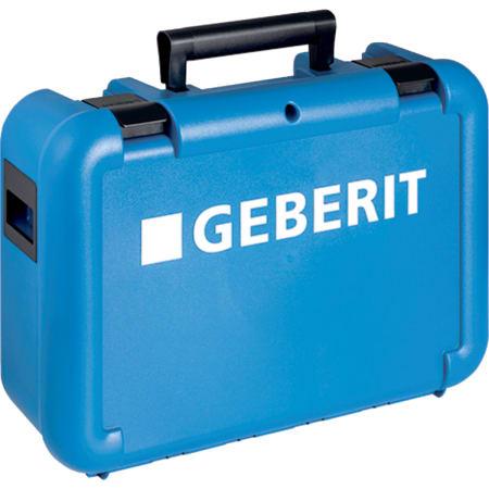 Valise Geberit FlowFit pour sertisseuses ACO 103 [1], avec empiècement 10-O