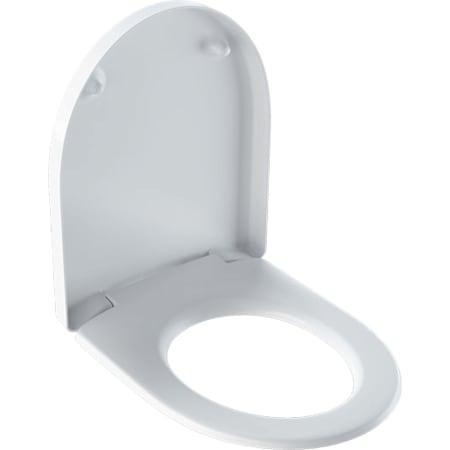 Geberit Renova Plan wc-zitting, bevestiging van onderen