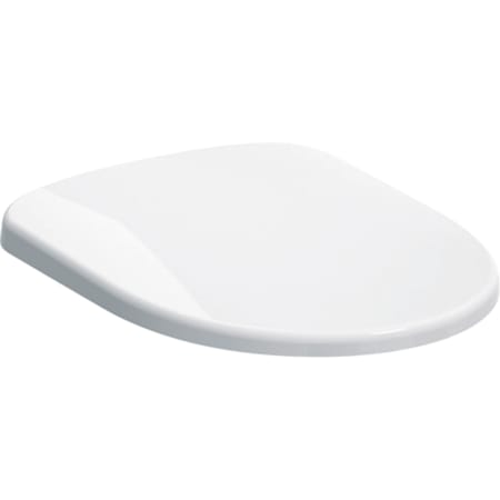 Geberit Selnova Compact WC seat, fastening from above