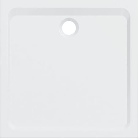 Receveur de douche carré Geberit Melua