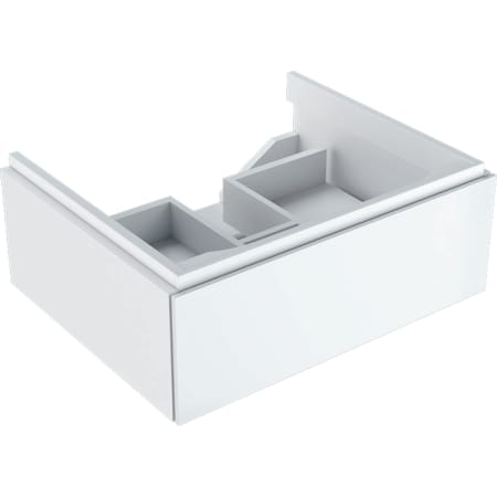Geberit Xeno² underskab til håndvask, med en skuffe