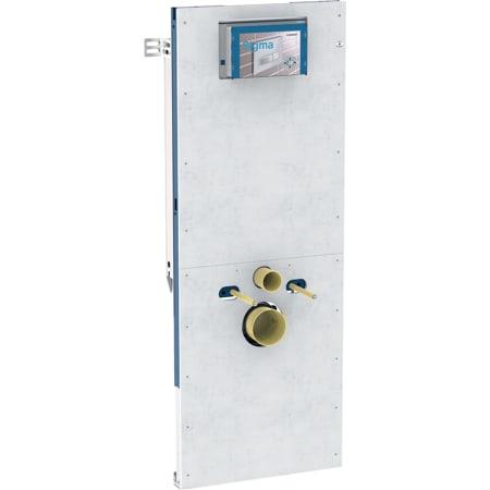 Geberit Duofix element voor metselwerk, voor hang-wc, 112 cm, met Sigma inbouwspoelreservoir 12 cm