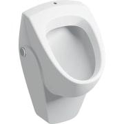 Geberit Renova urinal indløb oppefra, udløb bagved eller forneden