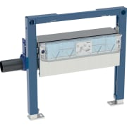 Geberit Duofix element voor douche, 50 cm, met douchewandgoot, voor dekvloerhoogte bij het afvoerpunt 90–200 mm
