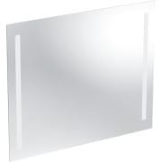 Miroir éclairé Geberit Option Basic, éclairage des deux côtés