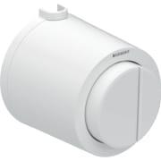 Geberit afstandsbediening type 01, pneumatisch, voor 2-toets spoeling, voor Sigma inbouwreservoir 8 cm, opbouwdrukker